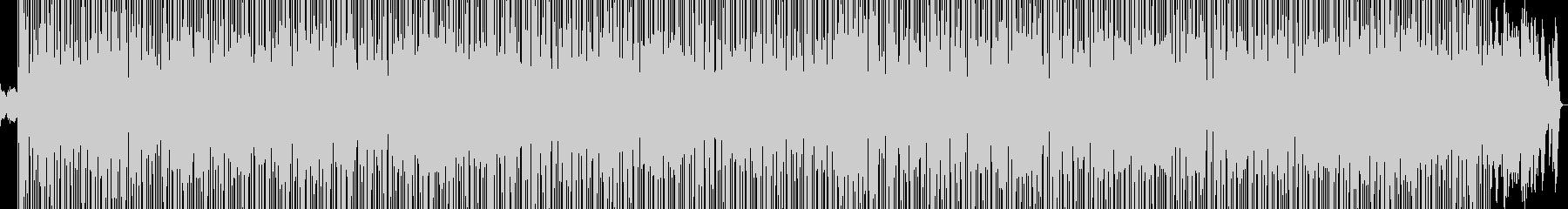 サックスとベースのエモーショナルなポップの未再生の波形