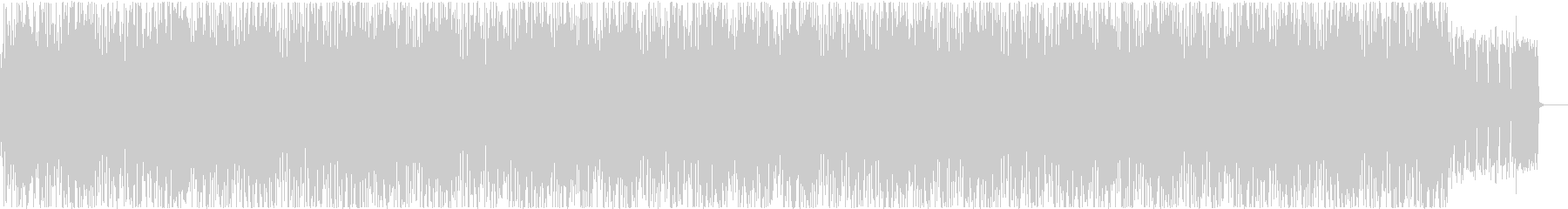 CM、企業VPFuture Bass dの未再生の波形