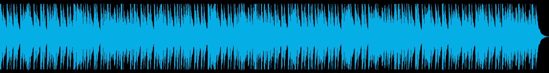 推理・謎解き・探偵 緊張感のあるジャズの再生済みの波形