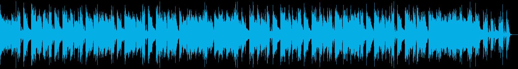 サッカー・スポーツ/情熱的BGM30秒2の再生済みの波形