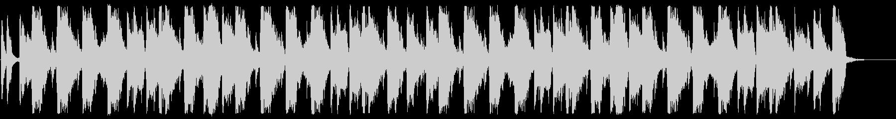 ディスコジングルの未再生の波形