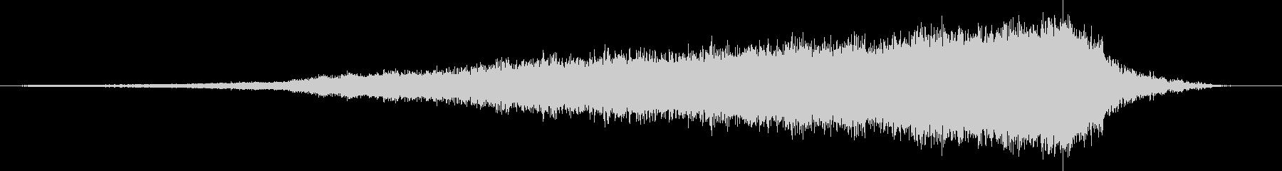 【ライザー】08 エピックサウンド 壮大の未再生の波形