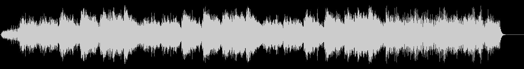 フルート&尺八&琴のフュージョンサウンドの未再生の波形