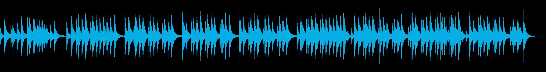 琴が奏でる和風スコットランド民謡 蛍の光の再生済みの波形