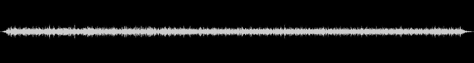 C.U.低音インテンスインフェルノの未再生の波形