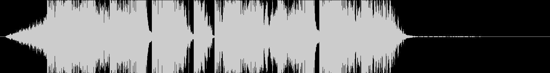 DUBSTEP クール ジングル141の未再生の波形