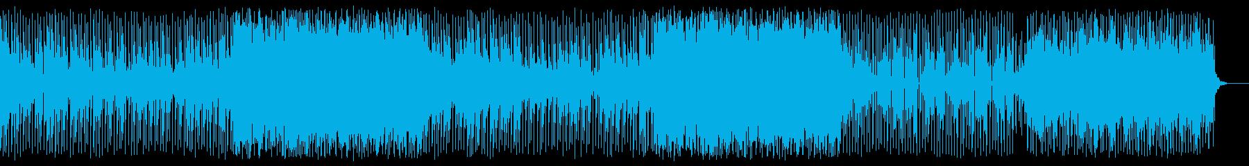 ポップ 説明的 静か お洒落 ハイ...の再生済みの波形