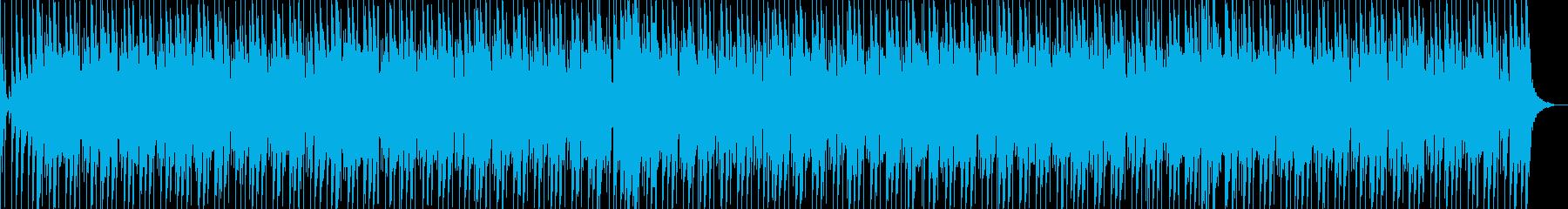 【企業VP】リゾートレインの再生済みの波形