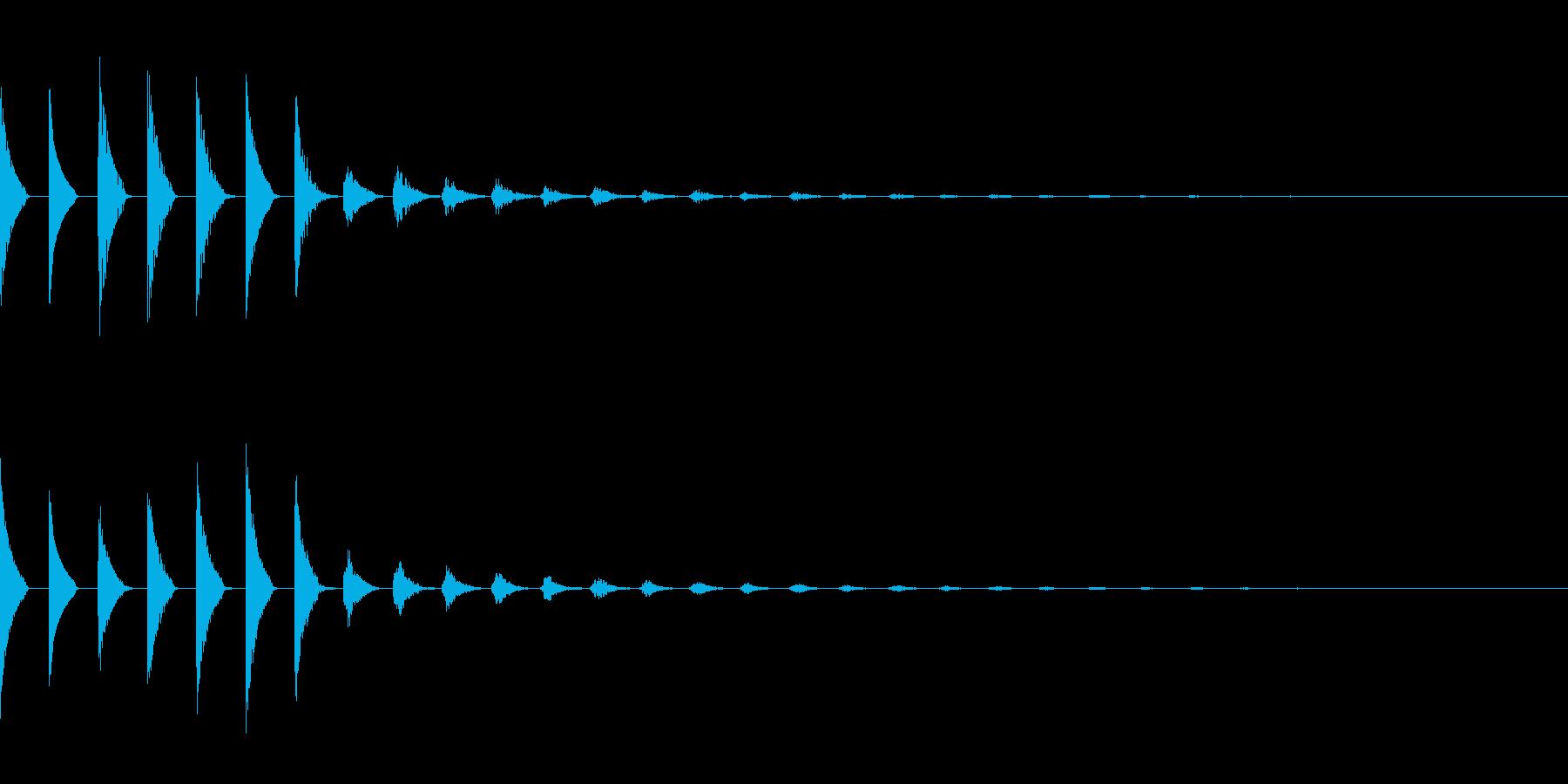 ピコピコSF宇宙なアンビエント/深海の再生済みの波形