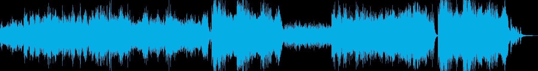 異世界・故人を想う雰囲気・ドラム無 長尺の再生済みの波形
