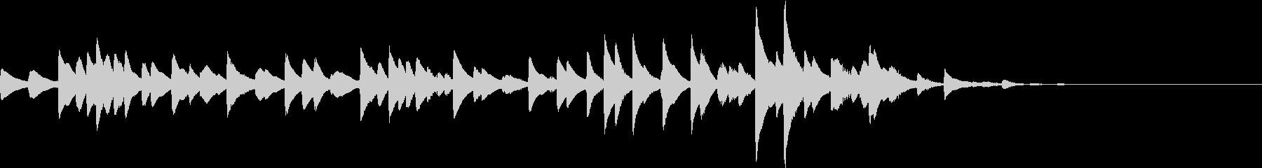 オープニング49の未再生の波形