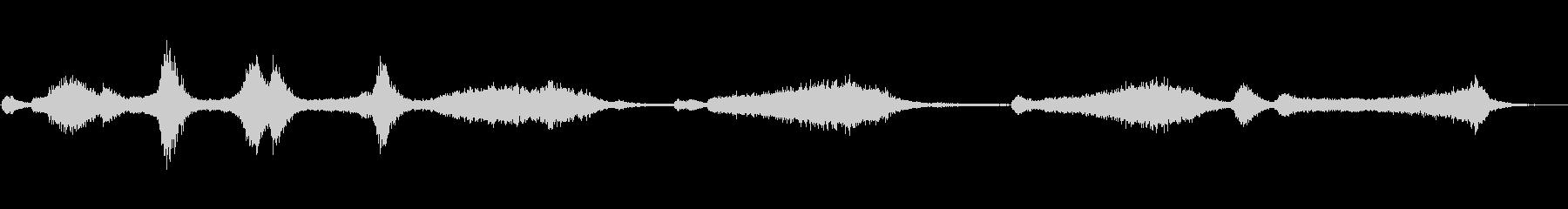 メタルスクラップメタルフォーリー;...の未再生の波形