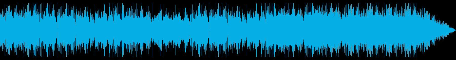 しみじみ→晴れやかなインストポップの再生済みの波形