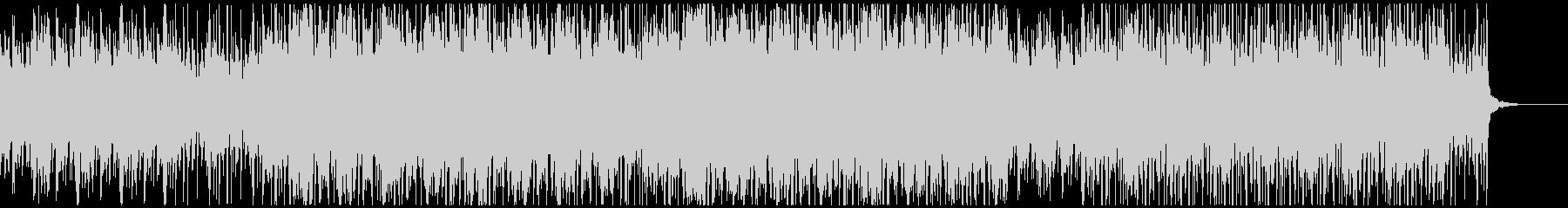 オープニング向けピアノの未再生の波形