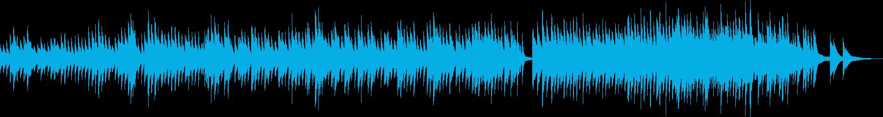 希望(ピアノソロ・爽やか・バラード)の再生済みの波形