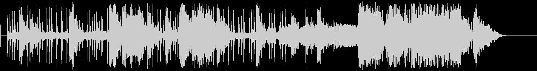 イースタードラムとフォアマンの未再生の波形
