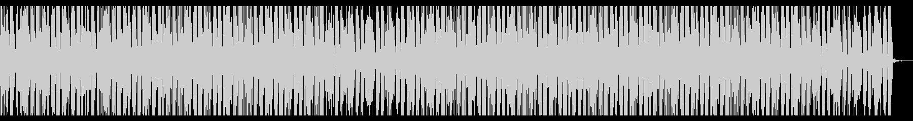 トーク・会話・オーガニック・海・チルの未再生の波形