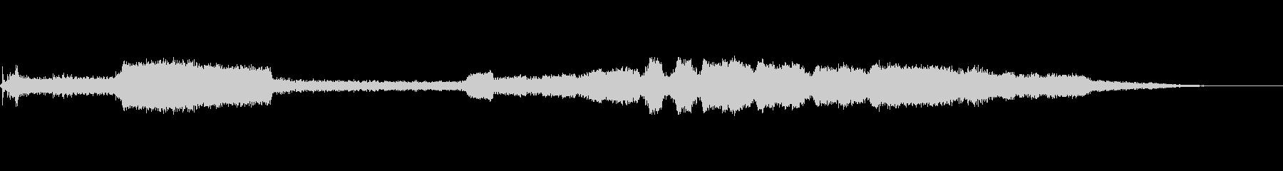 フォルクスワーゲン、ローリー、小、...の未再生の波形