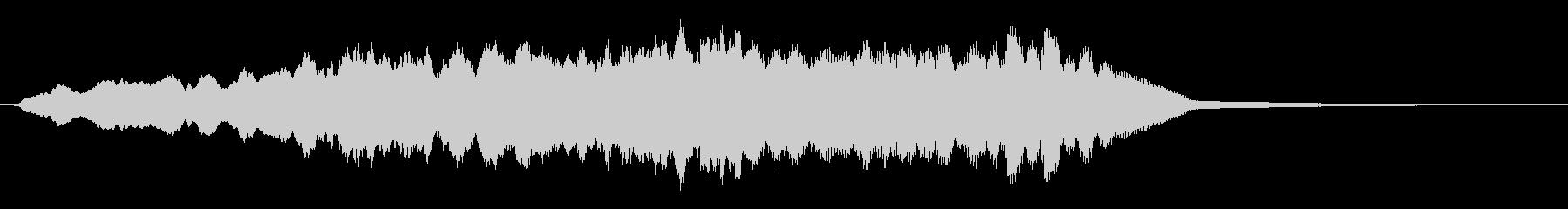 パッド レゾナンスフィフス03の未再生の波形