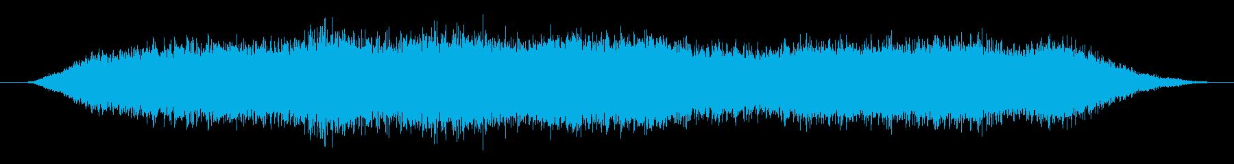 トランジション パッドスイープハイ...の再生済みの波形