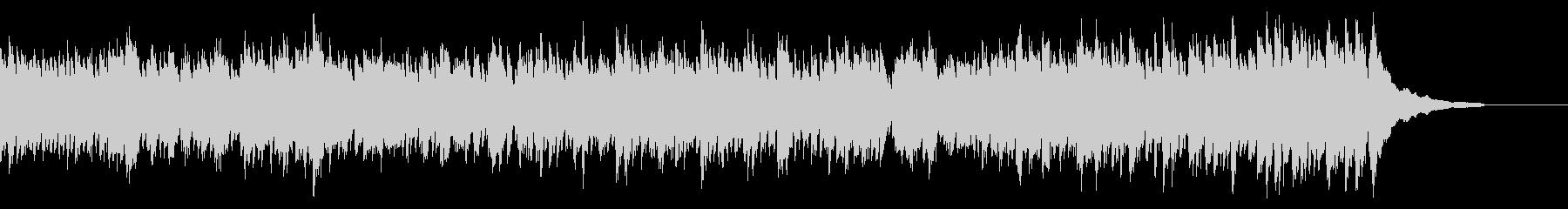 明るく優雅なチェンバロ バロック・高音質の未再生の波形