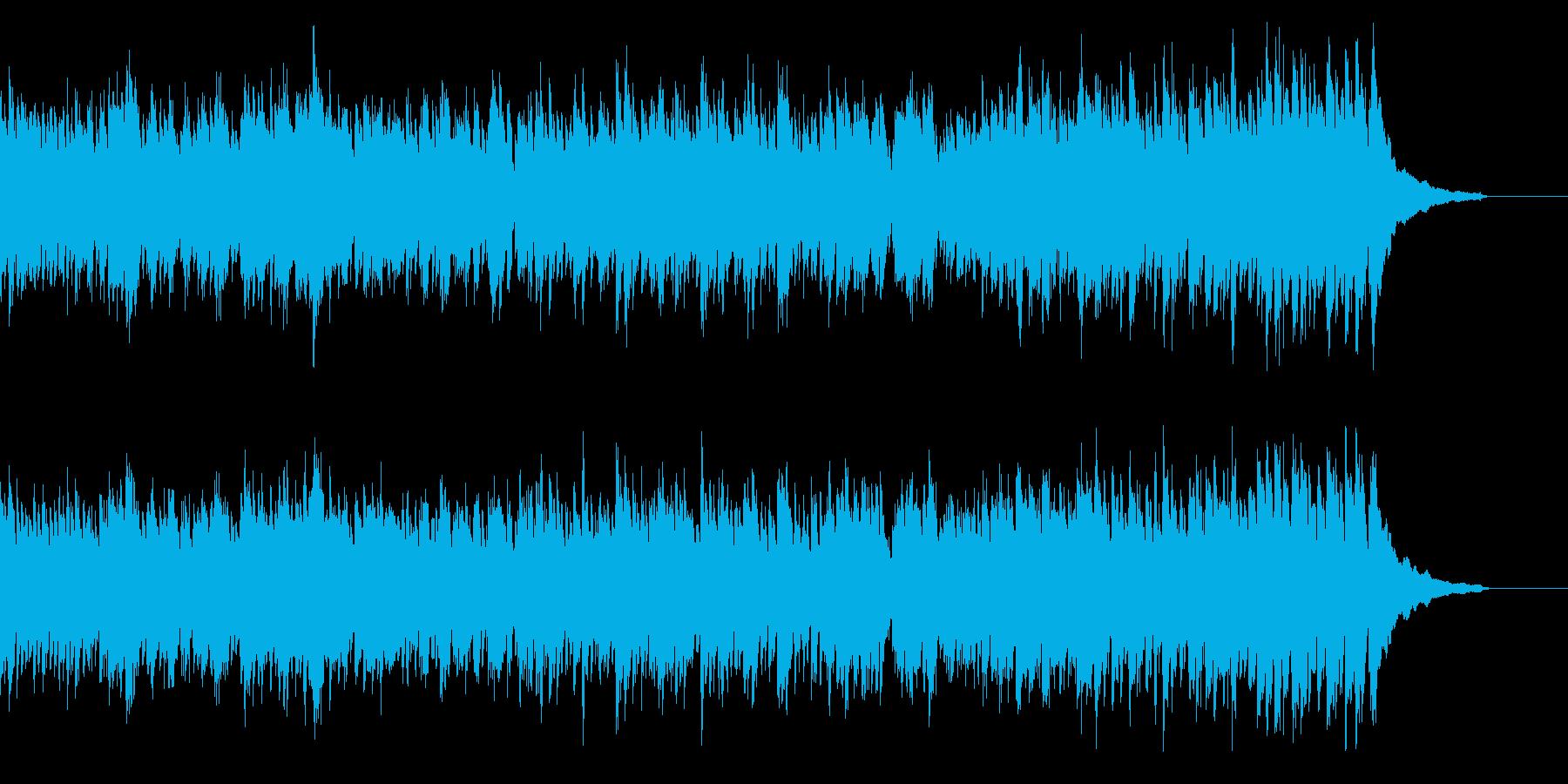 明るく優雅なチェンバロ バロック・高音質の再生済みの波形