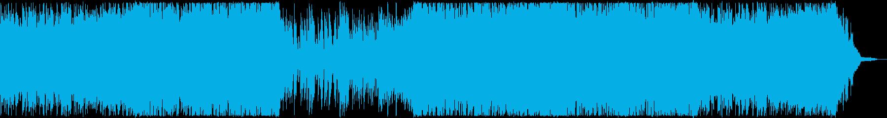 Youtube・おしゃれなR&Bの再生済みの波形