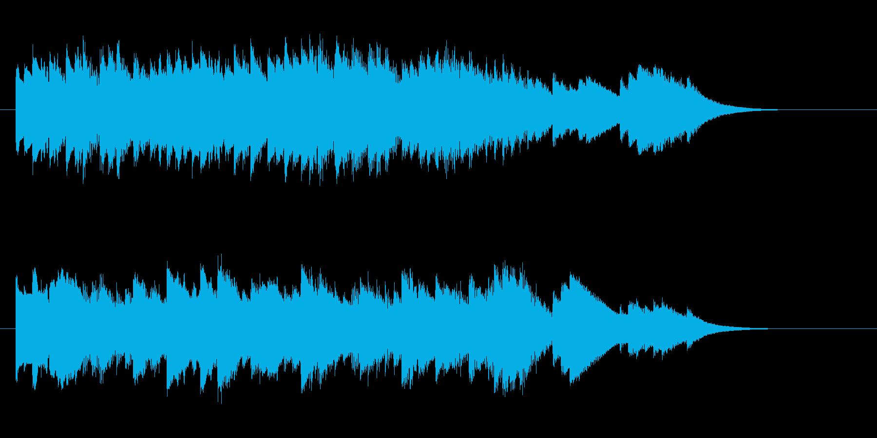 「サクセス」 アレンジ dの再生済みの波形