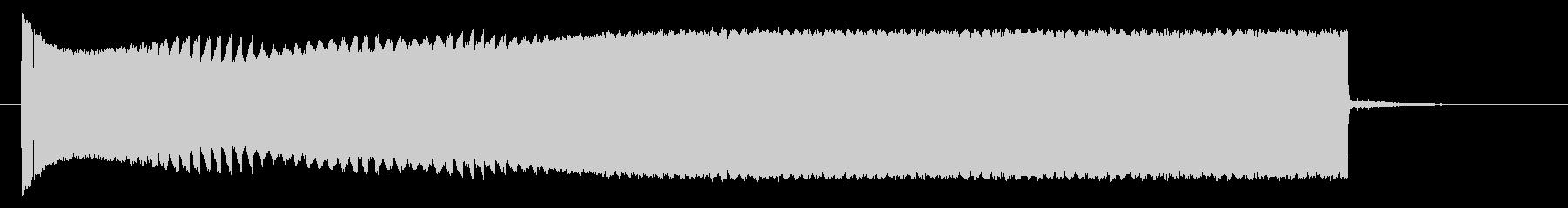 キュルル/チャージ/ビーム_03の未再生の波形