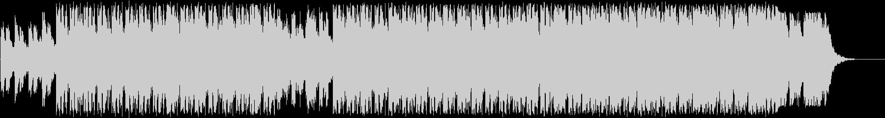 ネオソウル、ヒップホップ、チルアウトの未再生の波形