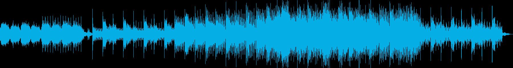 電子。ラウンジの再生済みの波形