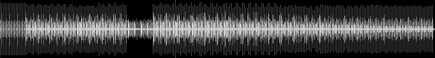 ダンスエレクトロ。古いスタイル。の未再生の波形