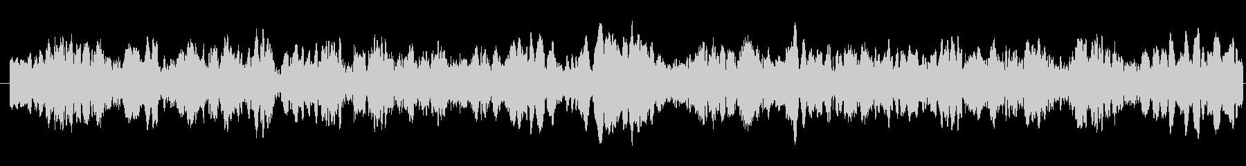 救急車 サイレンUS 01の未再生の波形
