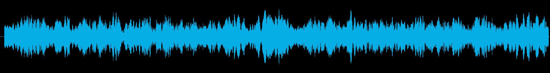 救急車 サイレンUS 01の再生済みの波形