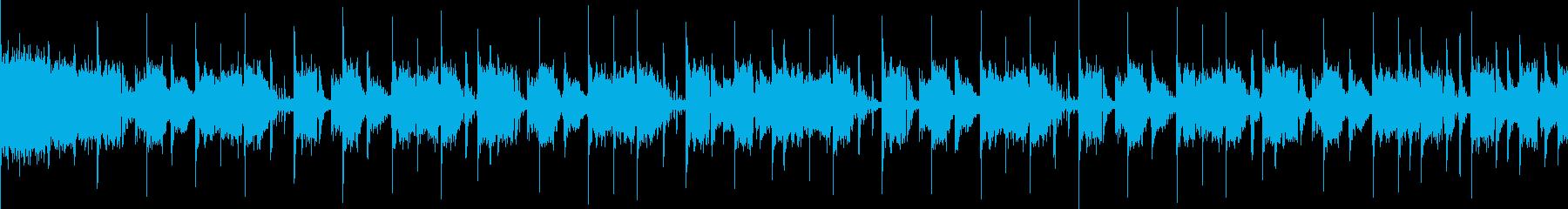 ハジケルスプラッシュハウス【ループ可能】の再生済みの波形