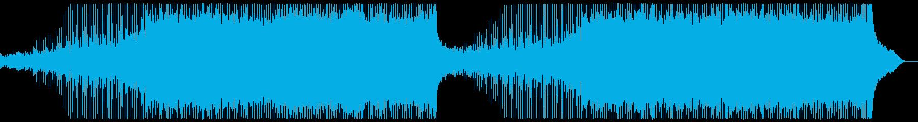【メロディ抜き】ややアップテンポな切ないの再生済みの波形
