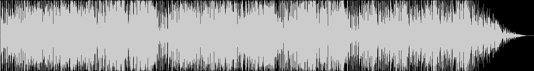 プロムナード4Dの未再生の波形