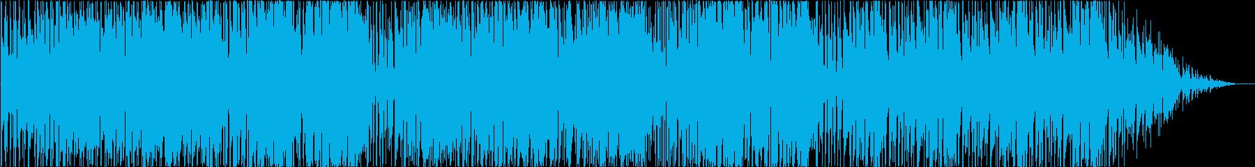 プロムナード4Dの再生済みの波形