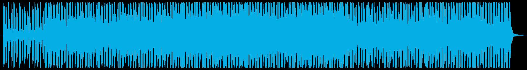風変わりで明るいシンセベースのトラ...の再生済みの波形
