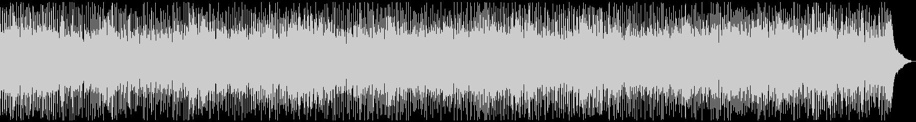 軽快なピアノロックンロールの未再生の波形