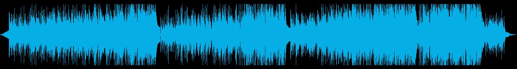 インストゥルメンタルサックスのメロ...の再生済みの波形