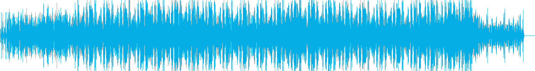 サルサ。古典的なラテンサークル和音。の再生済みの波形