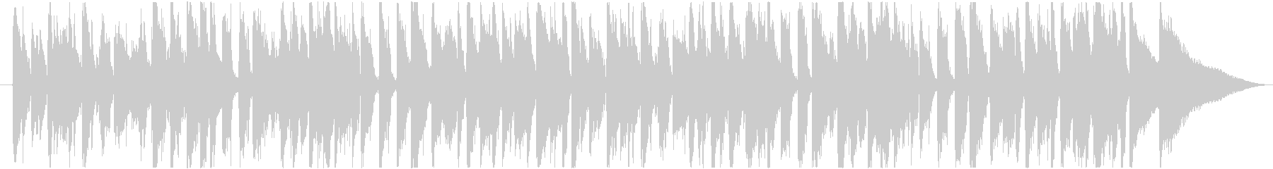 伝統的 ジャズ ビバップ カントリ...の未再生の波形
