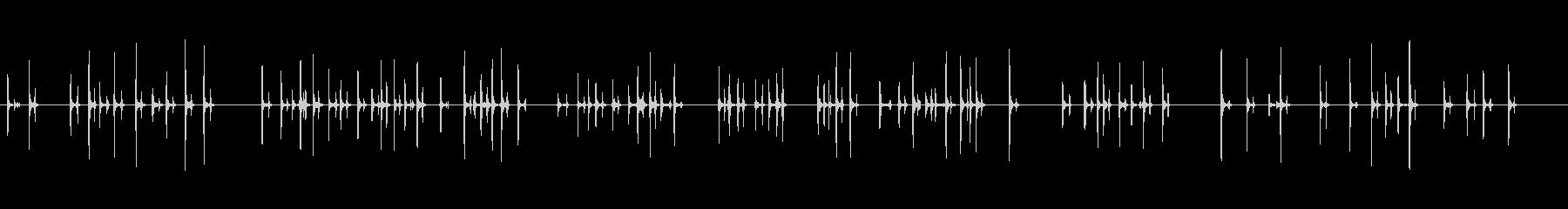 PC キーボード05-01(中)の未再生の波形