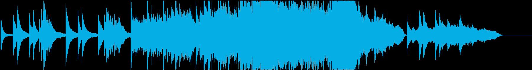 企業VP33 24bit44kHzVerの再生済みの波形