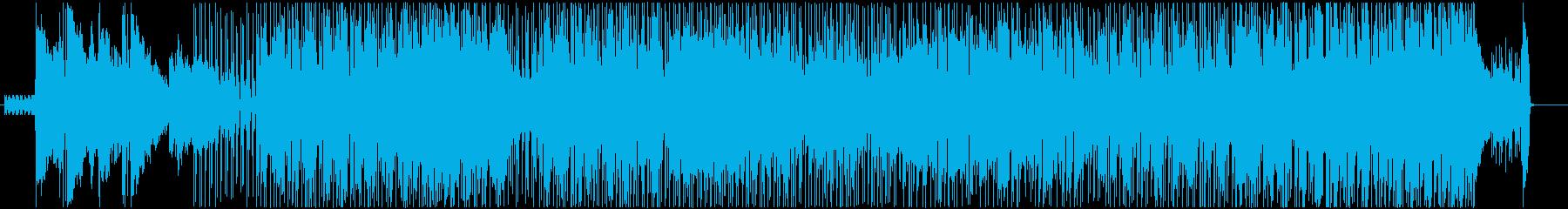 クリスマスの歌といくつかのハヌカの...の再生済みの波形