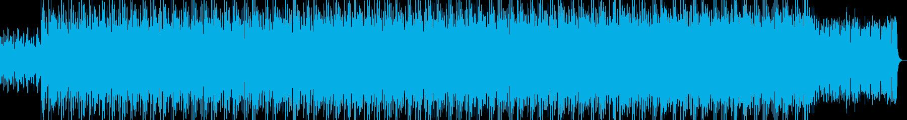 実験的な エキゾチック 暗い ホラ...の再生済みの波形