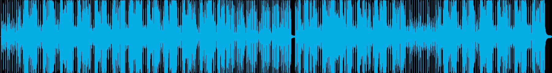 風変わりな、愚かな、リズミカルな楽...の再生済みの波形