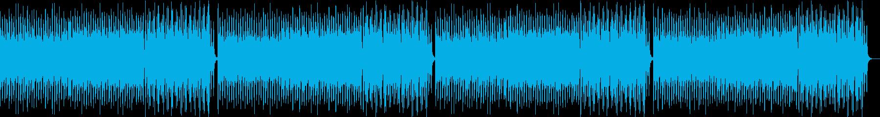 コミカルオーケストラ/カラオケの再生済みの波形