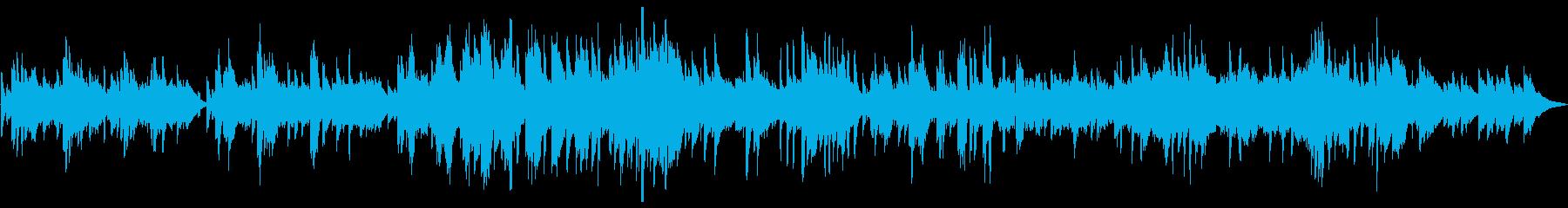 低い秋の空(ピアノソロ)の再生済みの波形